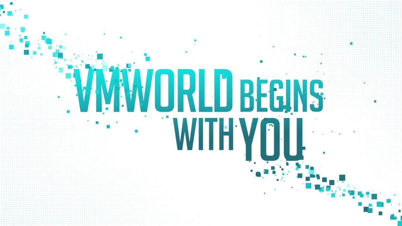 Pourquoi venir au VMworld 2018 Europe ?