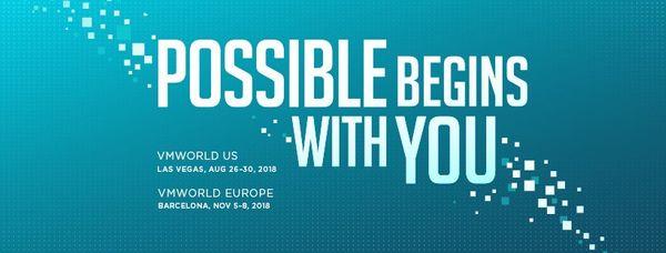 Les sessions du VMworld US sont en ligne
